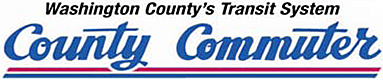 Washington County Commuter Logo Opens in new window